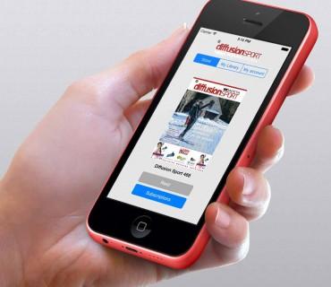App Diffusion Sport