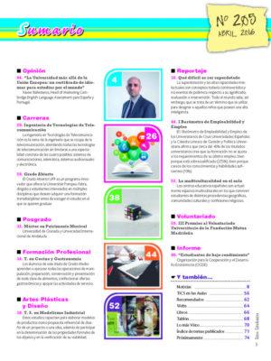 Revista Entre Estudiantes Nº 205
