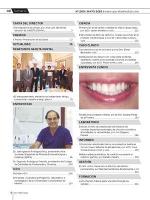 Gaceta Dental Nº 280