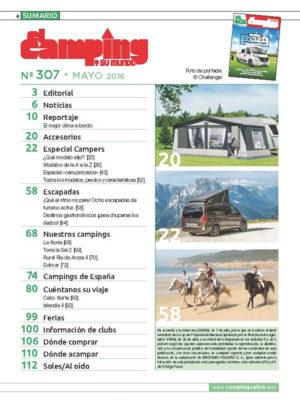 El camping y su mundo Nº 307