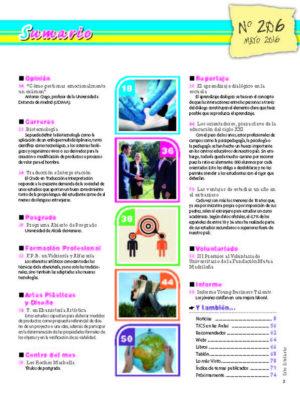 Revista Entre Estudiantes Nº 206