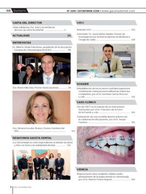 Gaceta Dental Nº 286