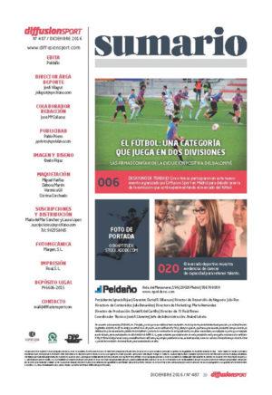 Diffusion Sport Gaceta Nº 487