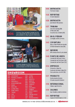 Diffusion Sport Gaceta Nº 489