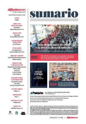 Diffusion Sport Gaceta Nº 490