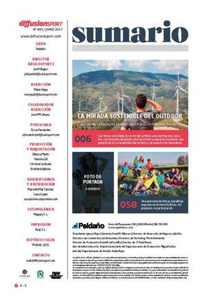 Diffusion Sport Gaceta Nº 493