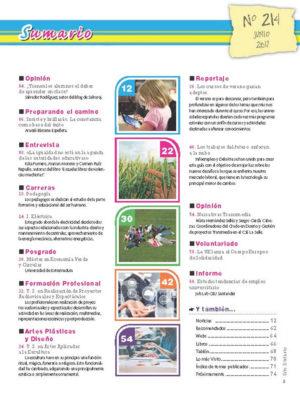 Revista Entre Estudiantes Nº 214