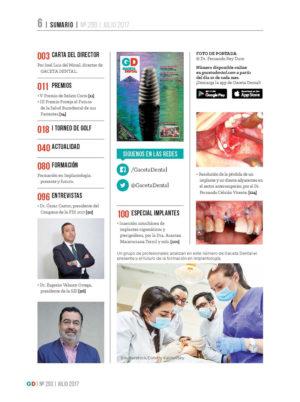 Gaceta Dental Nº 293