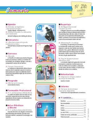 Revista Entre Estudiantes Nº 210