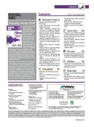 Revista Instalsec Nº 46