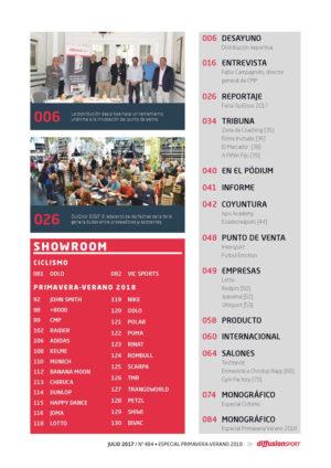 Diffusion Sport Gaceta Nº 494