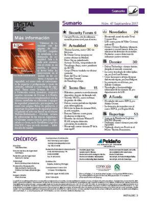 Revista Instalsec Nº 47
