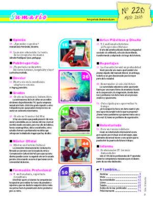 Revista Entre Estudiantes Nº 220